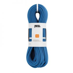 Petzl 9.8mm Contact Rope 70m blue