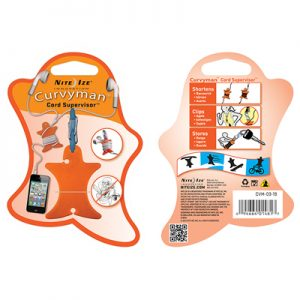 Nite Ize Curvyman orange
