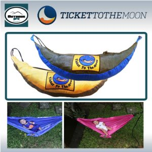 Ticket To The Moon Kids Hammock various colour