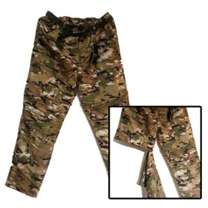 ODP 0031 Quick Dry Pants L camouflage