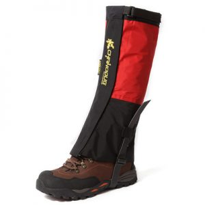 Chanodug ODP 0072 FX-8349 Gaiters red
