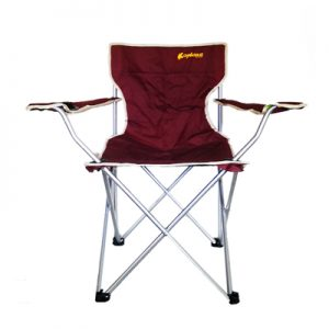 Chanodug ODP 0075 FX-8896 Folding Armchair red