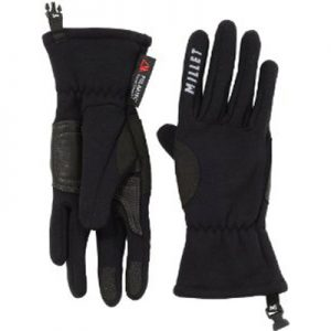 Millet Stretch Glove M black