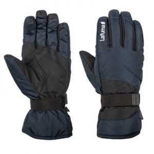 Lafuma Caucaz Gloves XL anthracite blue