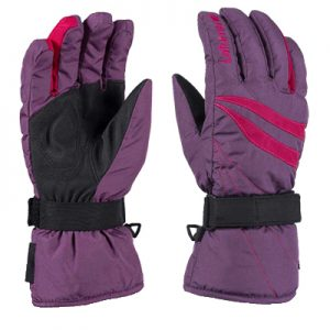 Lafuma Caucaz Gloves XS rose wine
