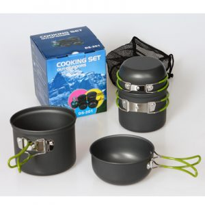 ODP 0007 DS 201 Cooking Set