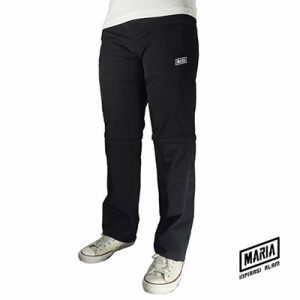 Maria ODP 0237 Oze Convertible Pants 30 black